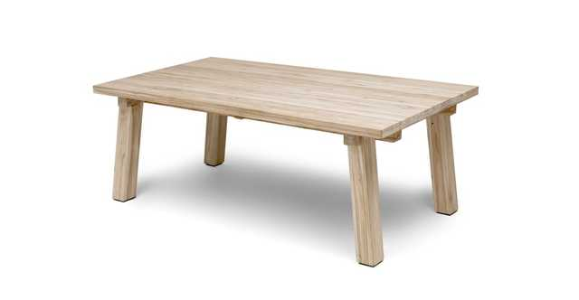 Teaka Dining Table For 6 - Article