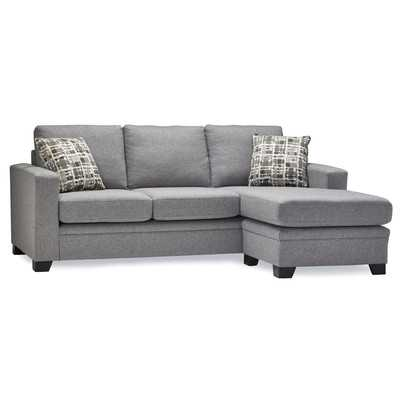 Ray Reversible Chaise Sectionalby Sofas to Go - Wayfair