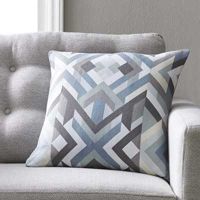 Justus 100% Cotton Pillow Cover - Wayfair