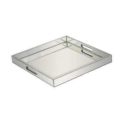 Wood Mirror Tray - AllModern
