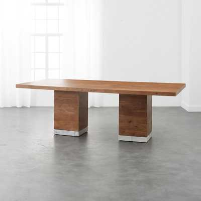 Mateo Marble Dining Table - CB2