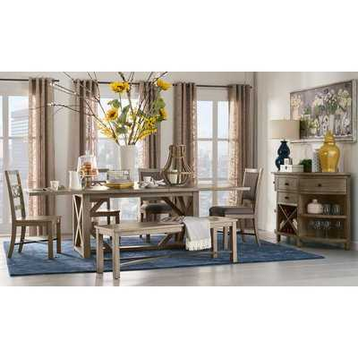 Arria Extendable Dining Table - Wayfair