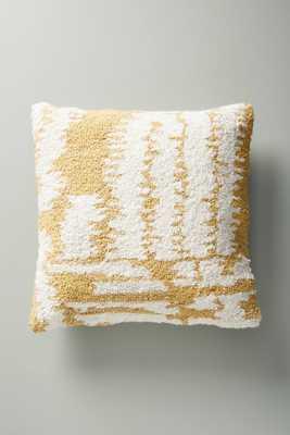 Tufted Jordana Pillow - Anthropologie