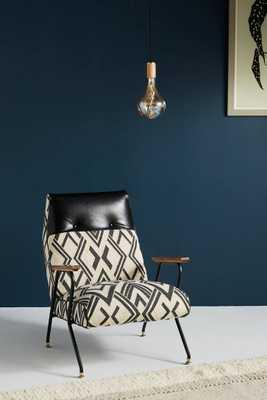 Monochromatic Quentin Chair - Anthropologie