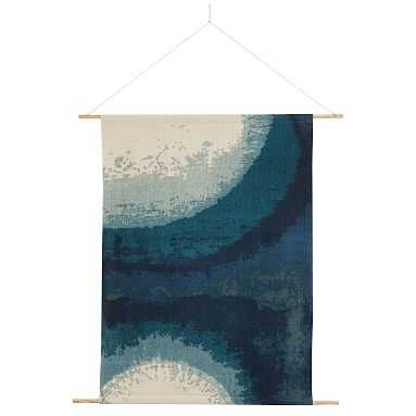 Woven Wall Hanging, Gradient - Pottery Barn Teen