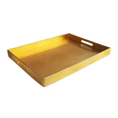 Metallic Serving Tray - AllModern