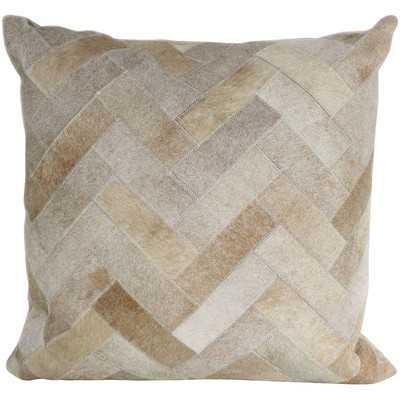 Dakota Hair Throw Pillow - AllModern