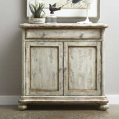 August Grove Grubbs Distressed 2 Door Accent Cabinet - eBay