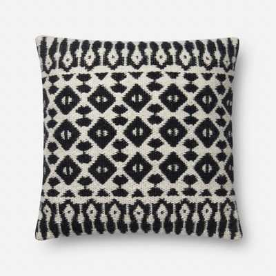 PILLOWS - BLACK / IVORY - Loma Threads