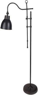 Chatham 18.75 x 18.75 x 60.5 Floor Lamp - Neva Home