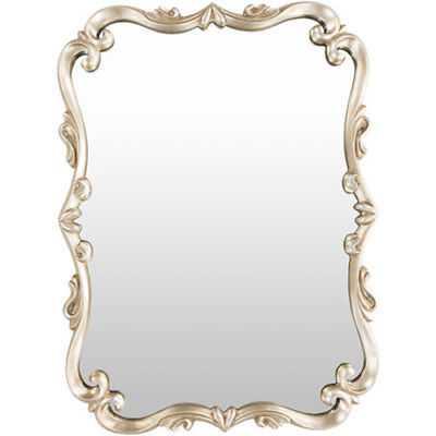 251 First Aster Rectangular Champagne Wall Mirror - 231999-1976140-251 - eBay