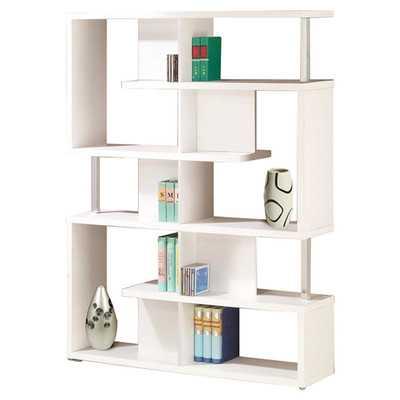 Chantilly Etagere Bookcase - Wayfair