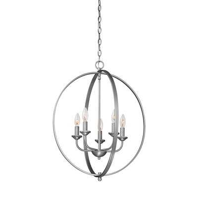 Thirsk 5-Light Globe Chandelier - Wayfair
