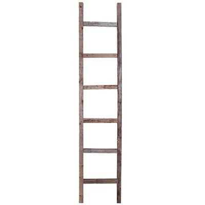 BarnwoodUSA Rustic 6 ft Decorative Ladder - eBay