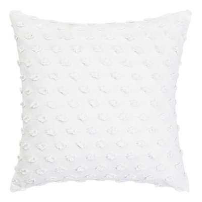 Basic Fringe 100% Cotton Throw Pillow - Wayfair