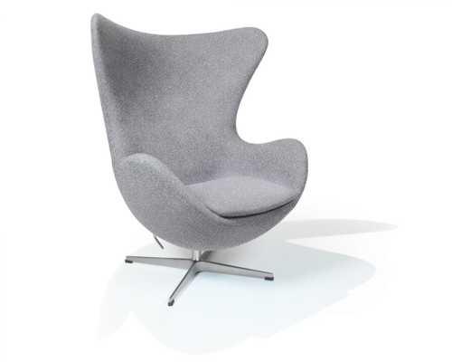 Egg Chair - Gravel (Custom Made) - Rove Concepts