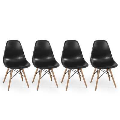 Dowel Side Chair (set of 2) - Wayfair