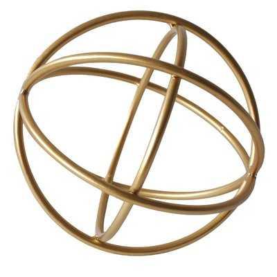 Timothy Decorative Circular Orbs - Wayfair