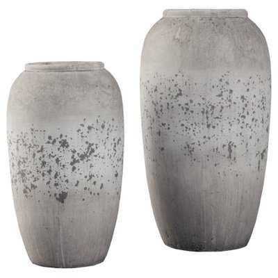Redruth 2 Piece Table Vase Set - Wayfair