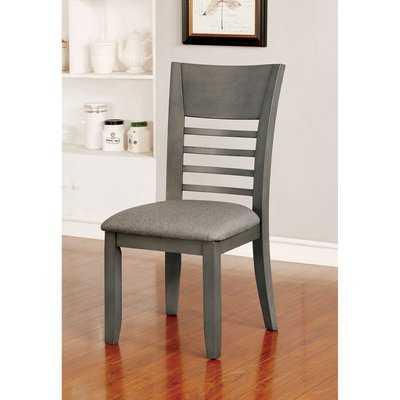 Pulaski Transitional Upholstered Dining Chair - Set of 2 - Wayfair