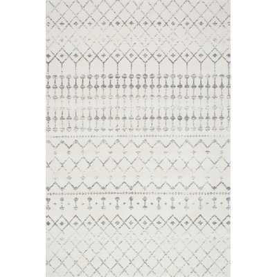 Clair Gray Area Rug - Wayfair