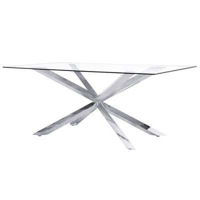Wilbanks Modern Dining Table - Wayfair