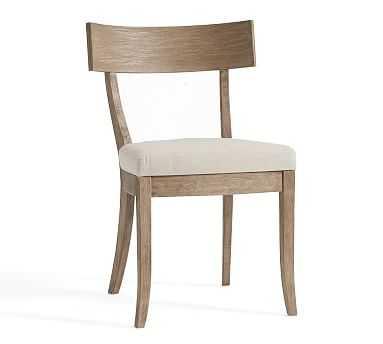 Dana Side Chair, Seadrift - Pottery Barn