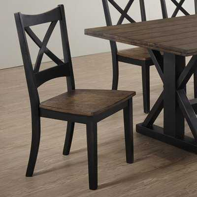 Landrum Solid Wood Dining Chair by Simmons Casegoods - Wayfair