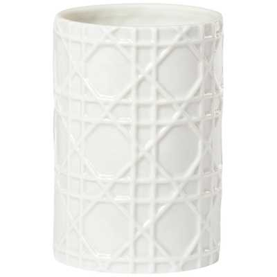 Home Decorators Collection Pisa Tumbler in White - Home Depot