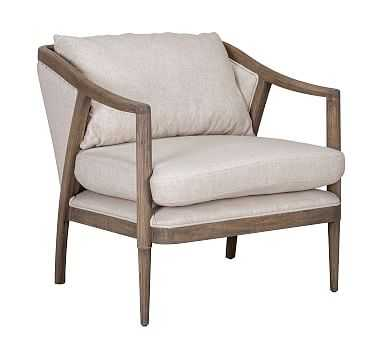 Lynn Accent Chair - Pottery Barn