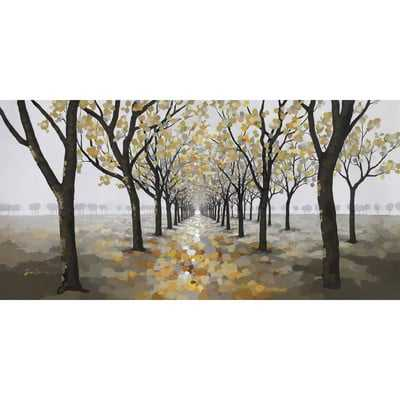 Pathway Painting on Wrapped Canvas - Wayfair