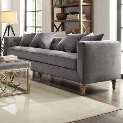 Croyd Chesterfield Sofa - Wayfair