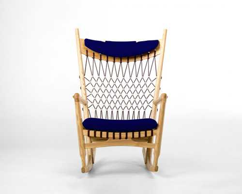 Pp 124 The Rocking Chair - Natural Tanzanite - Rove Concepts