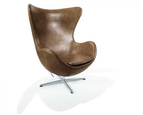 Egg Chair - Palermo Tan (Custom Made) - Rove Concepts