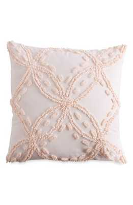 Peri Home Chenille Pillow, Size One Size - Pink - Nordstrom