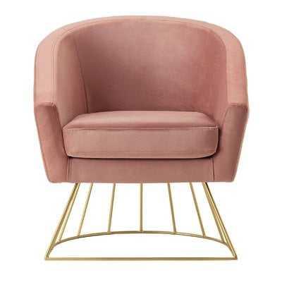 Kuster Barrel Chair - Wayfair
