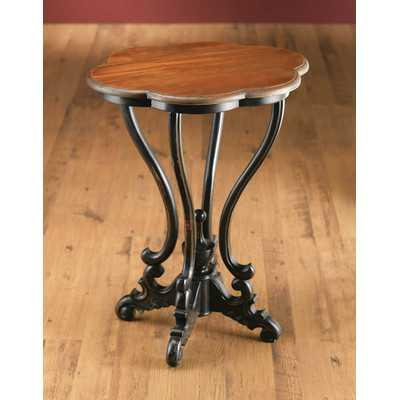 Serpentine End Table - Wayfair