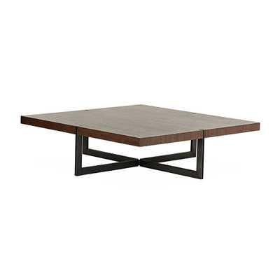 Henry X-Base Coffee Table - Crate and Barrel