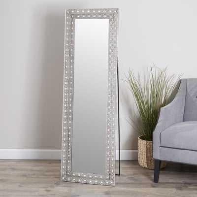 Sveta Traditional Full Length Mirror - Birch Lane