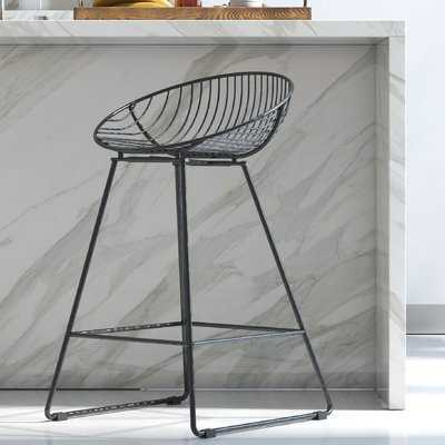 "Ellis 24.5"" Counter Bar Stool - AllModern"