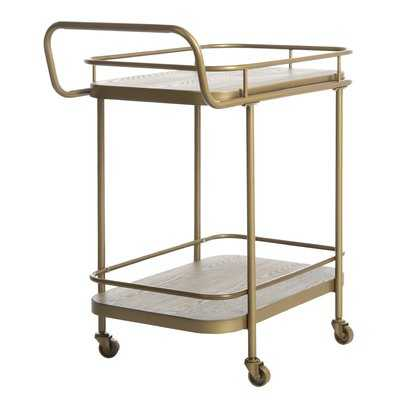 Crawfordville Bar Cart - AllModern