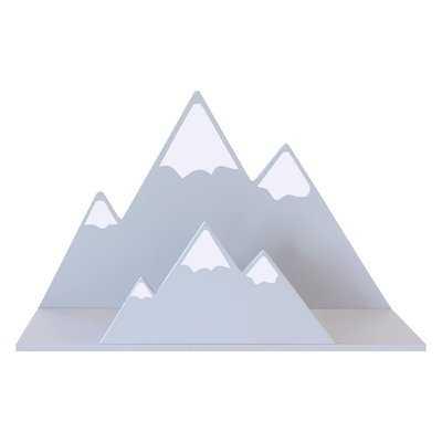 Mountain Wall Shelf - Wayfair