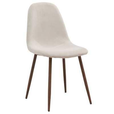 Folsom Upholstered Dining Chair (set of 4) - Wayfair