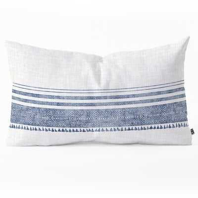 Holli Zollinger Tassel Oblong Lumbar Pillow - Wayfair