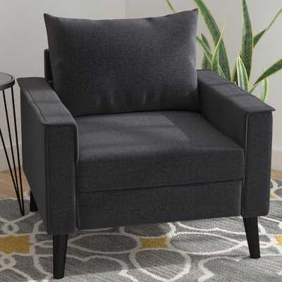 Port Pirie Linen Armchair - Wayfair