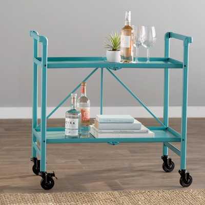 Bennett Bar Cart - AllModern