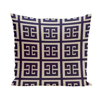 Geometric Throw Pillow - Wayfair