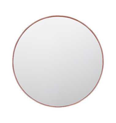 "30"" Round Metal Framed Mirror - Rejuvenation"