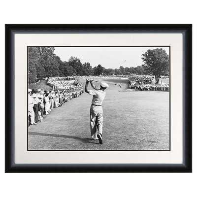 Ben Hogan Framed Photographic Print - Wayfair