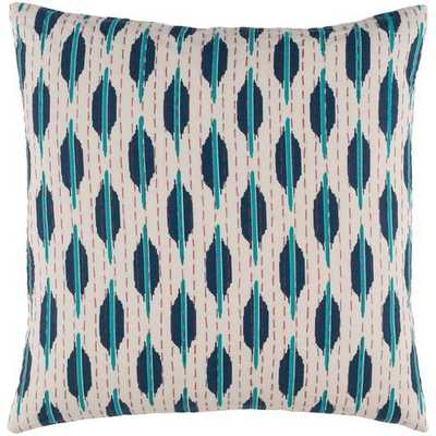 Kantha 22 X 22 Pillow - Neva Home